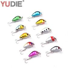 3cm 2g Mini Top Water Crank Hard Lure For Sea Carp Fly Fishing Spinner Bait Acce