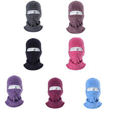 Balaclava Hat Winter Motorcycle Cycling Outdoor Ski Full Face Mask Cap Hood