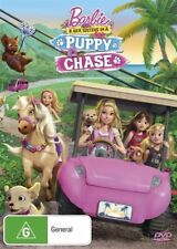 Barbie & Her Sisters In The Puppy Chase - NEW DVD Region 4 R4 Australian!