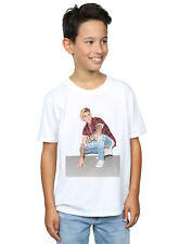 Justin Bieber Boys Flannel Photo T-Shirt