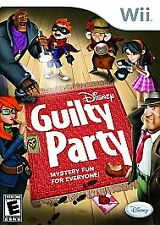 Disney Guilty Party (Nintendo Wii, 2010)