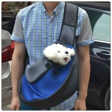 Pet Carrier Cat Puppy Small  Dog Carrier Sling Front Mesh comfort Travel Tote