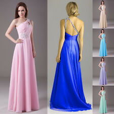 New Long Prom Dress Evening Bridesmaid Formal Pageant Dresses Special Occasion