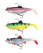 FOX RAGE REPLICANT WOBBLE 90G 18CM PIKE PREDATOR FISHING SOFT LURE 3 COLOURS