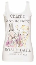 Official Women's Roald Dahl Charlie And The Chocolate Factory Vest