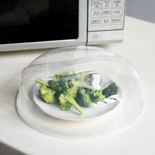 Ventilated Microwave Food Plate Cover Kitchen Lid Special Heating Oil Cover Hot