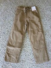 NWT Gymboree Boys Pull on Pants Khakis Jersey Lined Gymster BTS many sizes
