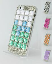 Luxury Hot Chick 3D Diamond Crystal Bling Hard Case Cover for iPhone SE 5S 5