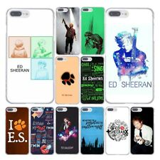 Case iPhone 4/4S 5/5S/SE 6/6S 6+/6S+ 7/7+ 8/8+ X/10 - ED SHEERAN