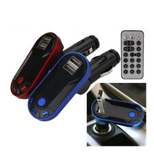Bluetooth Wireless FM Transmitter MP3 Player Car Kit USB TF SD Remote Peachy