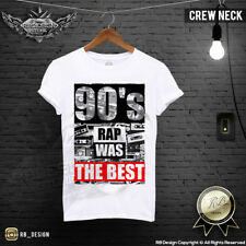 90s Rap Was The Best Mens T-shirt Cool Hip Hop Tee Shirt Music Rap Tupac Tee 288