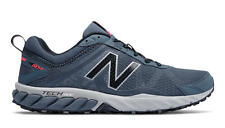 NEW MEN'S NEW BALANCE 610 V5 TRAIL RUNNING SHOES!!! IN GRAY!!! $75 RETAIL!!!!