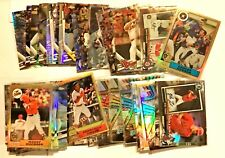 2017 Topps Chrome MLB Inserts & Refractors Pick From List Make Your Own Lot