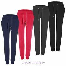 Ladies Womens Loungewear Pants Tracksuit Jogger Jogging Bottoms Yoga Fleece