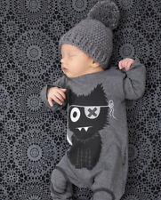 rompers baby boy clothing cotton newborn baby girl clothes long sleeve cartoon