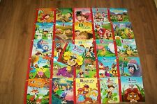 At your Choice French Language Children's Disney Books Mickey,Cinderella,Beast.