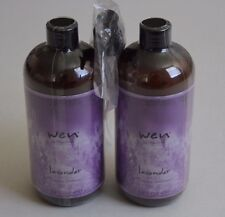 Wen Cleansing Conditioner 16 FL Oz / 480 ml - Pack of 2 with a pump