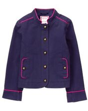 NWT Gymboree Ready Jet Go Girls Jacket 5/6,7/8,10/12,14