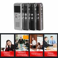 Mini Digital Voice Recorder USB Audio Voice Recording Dictaphone MP3 Player O5