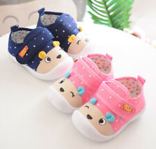 New Cute Spring Infant Squeaky Shoes Baby Toddler Boys Girls Walking Shoes