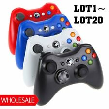 Wholesale Microsoft Xbox 360 Wireless Controller Remote LOT - Brand NEW US STOCK