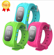 SMARTWATCH GPS LOCATION TRACKING KID SAFE SOS BUTTON VOICE CALL SAFE AREA ALERT