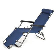 New Outdoor Lounge Chair Zero Gravity Folding Recliner Patio Pool BTSY