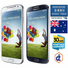 New Factory Unlocked SAMSUNG Galaxy S4 i9505 Blue White 8GB Android Smartphone