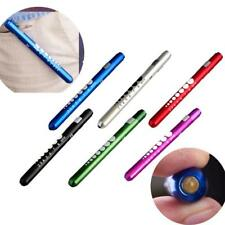 Medical First Aid LED Pen Light Flashlight Torch Doctor Nurse EMT Emergency