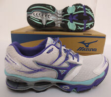 MIZUNO WAVE CREATION 14 WOMENS RUNNING WORKOUT JOGGING TRAINING GYM SHOES NEW
