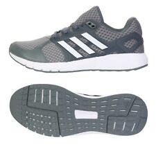 Adidas Men Duramo 8 Training Shoes Gray White Running Sneakers GYM Shoe BB4656