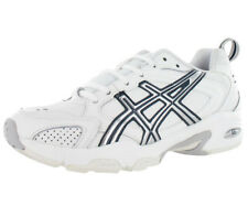 Asics Gel-trx Womens Walking Shoes White/silver/navy Size