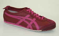 Asics Onitsuka Tiger Mexico 66 Sneakers Shoes Trainers Lace Up Ladies hl474-2518
