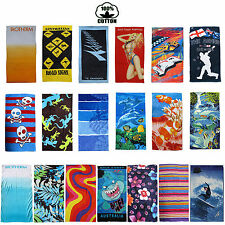 19 Designs Choice - 100% COTTON Velour Beach Bath Towel LARGE 75cm x 150cm