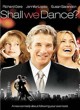 Shall We Dance (DVD, 2005, Widescreen)