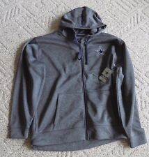 Dallas Cowboys Authentic Full Zip Hooded Sweatshirt