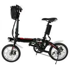 Mini 14inch 18.7inch 26inch Folding Electric Power Bicycle Bike with Battery