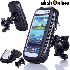Waterproof Bike Mount Holder Case Bicycle Cover for Apple iPhone 8 7 5 6 Plus X