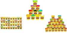 Play-Doh Modeling Compound 10/24/36-Pack Case of Colors ,Non-Toxic