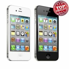 Apple iPhone 4S 16GB Factory Unlocked Smartphone Black/ White Perfect Condition@