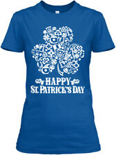 Happy St.patricks Day - St. Patricks Gildan Women's Tee T-Shirt