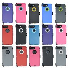 For iPhone 7 / iPhone 7 Plus Case w/Screen & Clip fit otterbox Defender Cover