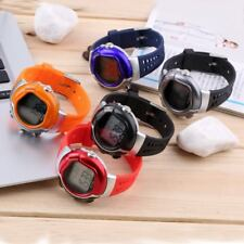 Pulse Heart Rate Monitor Calories Counter Fitness Sport Wrist Watch Waterproof S