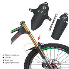 1Set Cycling MTB Mountain Bike Bicycle Front   Rear Mud Guards Mudguard Fenders