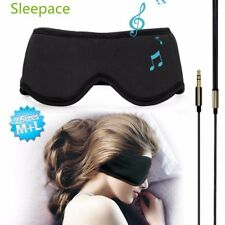Sleepace Sleep Headphones, Comfortable Washable Eye Mask with Built-in Earphone