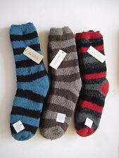 SONOMA LIFE STYLE Multi Colored Striped Socks Set of 2 Pairs
