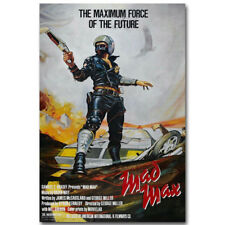 11526 Mad Max Classic Movie 1979 Art Poster Print