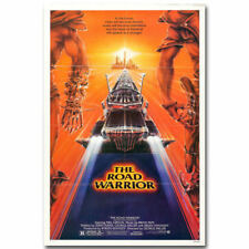 11601 Mad Max 2 Classic Movie Art Poster Print