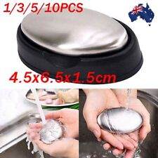 Stainless Steel Soap Eliminating Odor Smell Kitchen Bar Hand Chef odour OK