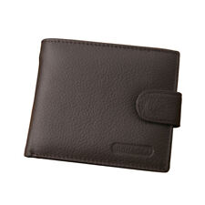 New Arrival Genuine Leather Wallet Men Famous Brand Mens Wallet with Coin